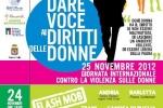 dare-voce-ai-diritti-delle-donne_franca-rame-project-per-maria-e-per-tutte-le-marie-di-questa-terra_dale-zaccaria_centro-save-trani_eventi-24-25-novembre-2012