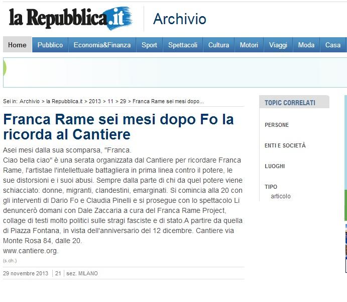press repubblica_franca_rame_dario_fo_claudia_pinelli_dale_zaccaria_sito