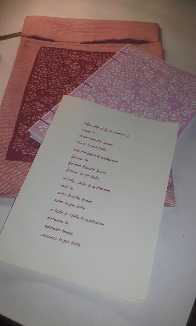Nel suo amore ventidue poesie dale zaccaria