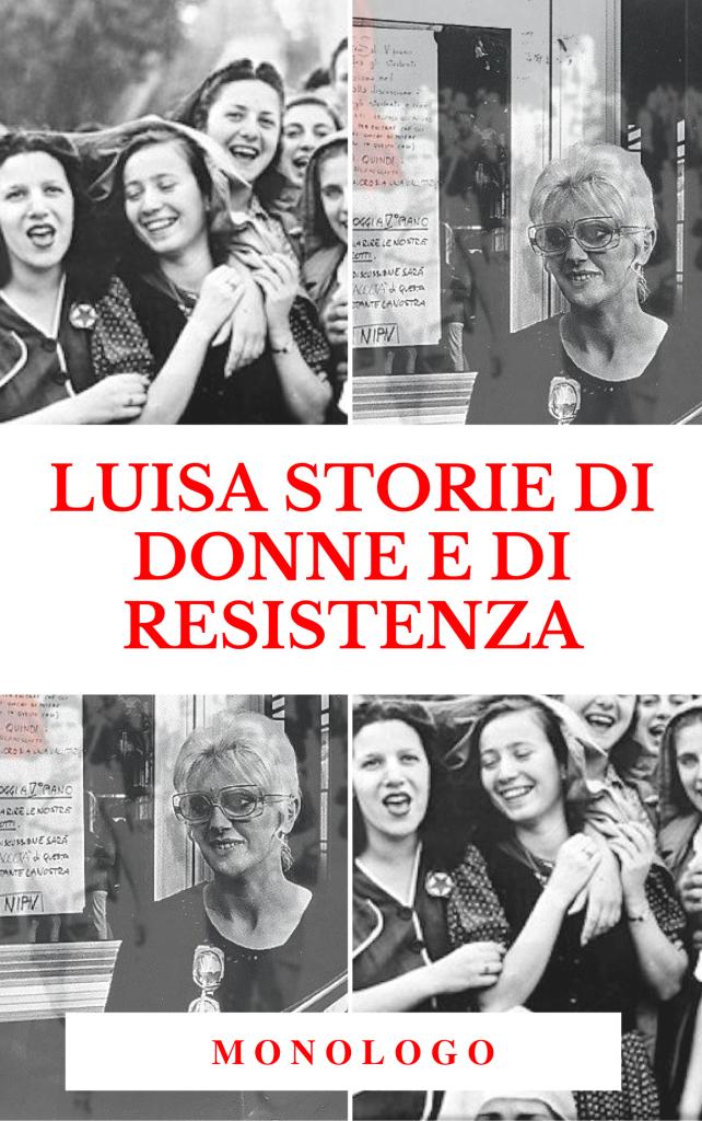 Luisa storie di donne e di resistenza