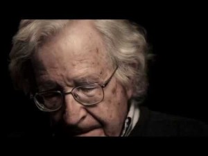 allarme clima_Noam Chomsky