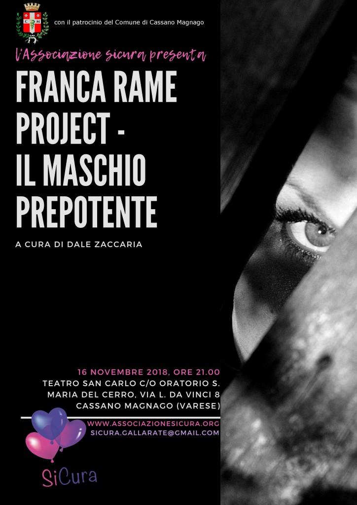 franca rame project-dale zaccaria associazione sicura