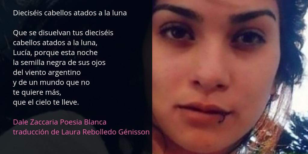 Giustizia per Lucia Perez Justicia por Lucia Perez