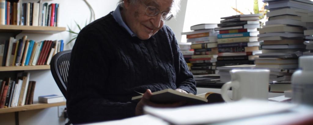 Noam Chomsky per Dale Zaccaria